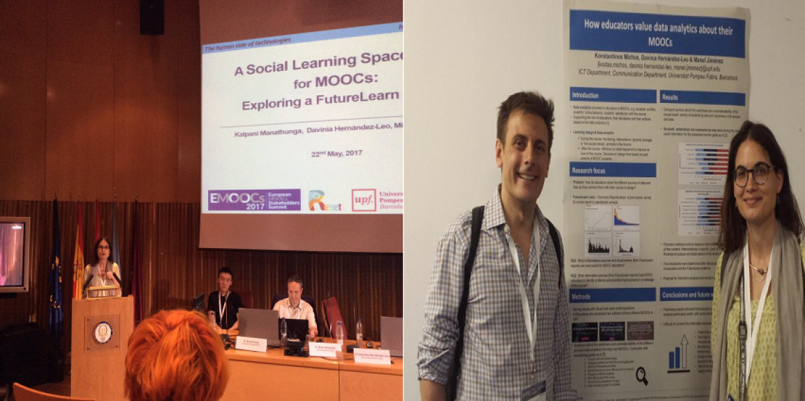 GTI Learning participates in EMOOCs 2017