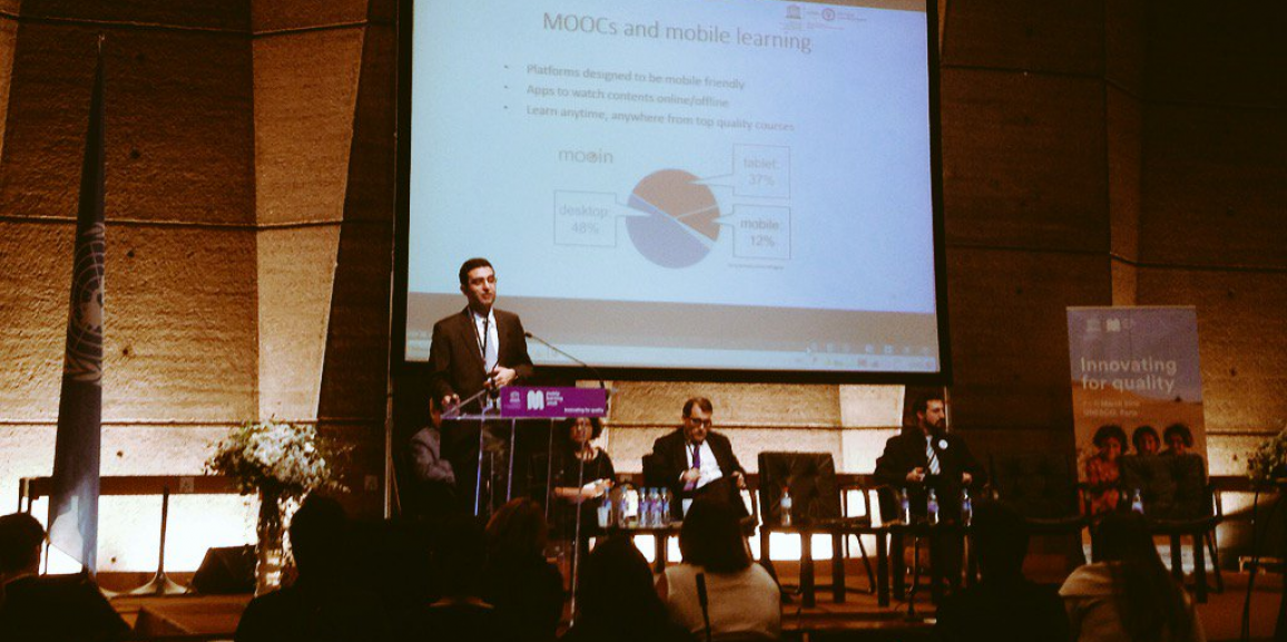 Symposium UNESCO's work in mobile learning